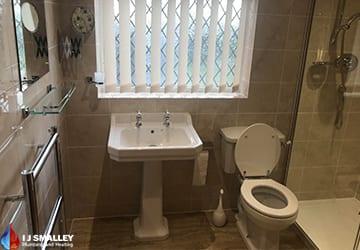 Bespoke Bathroom Design Bolton