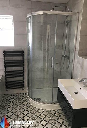 Shower & Bathroom Installation Bolton