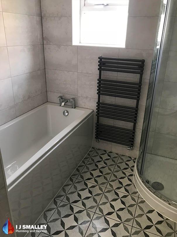 Full Traditional Bathroom Design & Installation Bolton