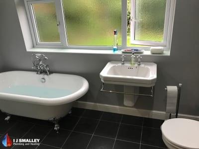 Traditional Bathroom Installation Bolton
