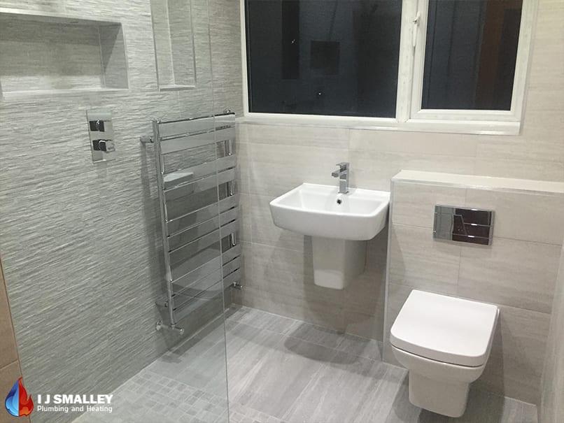 Full Modern Bathroom Installation Bolton