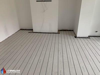 Overlay Underfloor Heating Installation Bolton