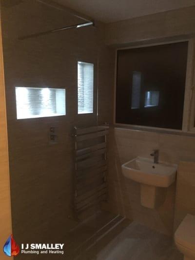 Bathroom Lighting Installation Bolton