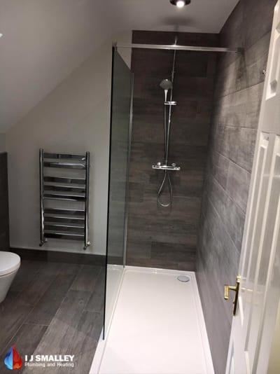 Radiator & Shower Installation Bolton