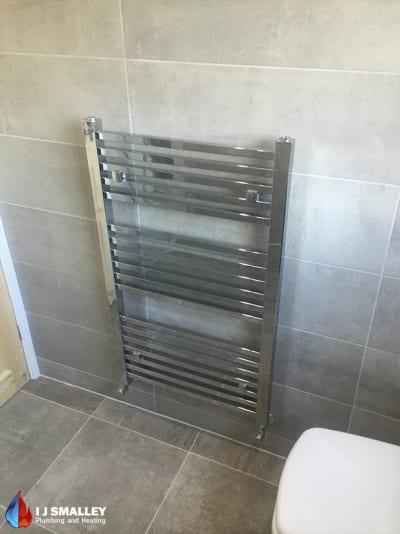 Bathroom Radiator Installation Bolton