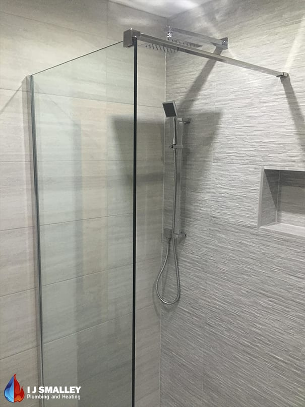Modern Shower Installation Bolton