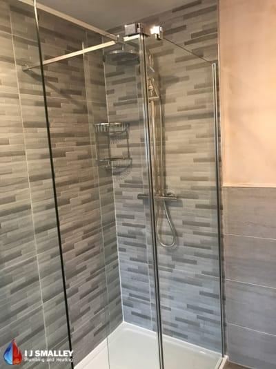 Walk-in Shower Installation Bolton