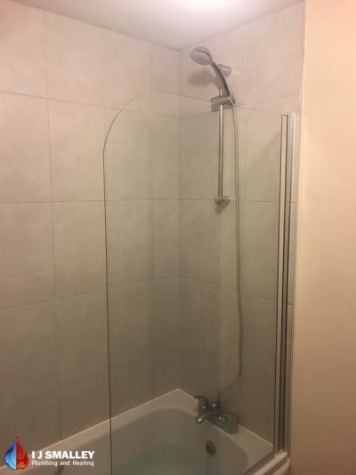Apartment Shower Installation Bolton