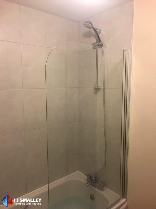 Apartment Shower Installation Bolton