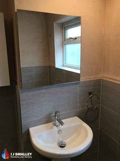 Bespoke Sink Installation Bolton