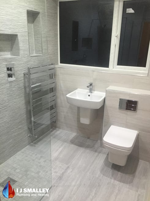 Modern Bathroom Design & Installation Bolton