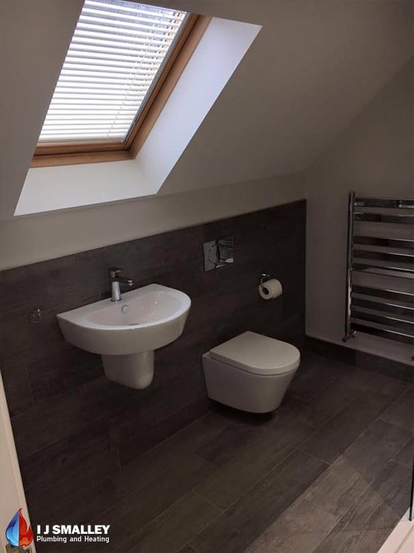 Full Bathroom Installation Bolton