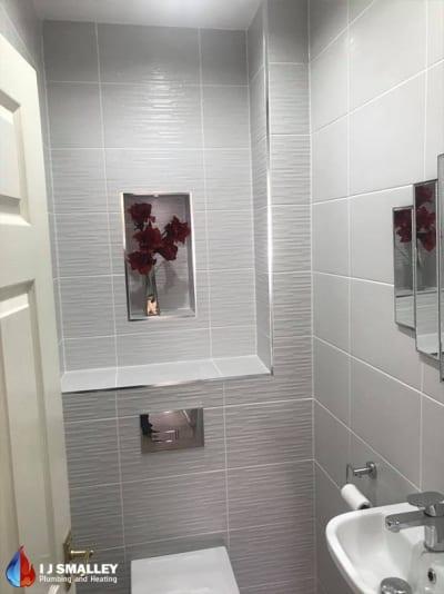 WC Design & Installation Bolton