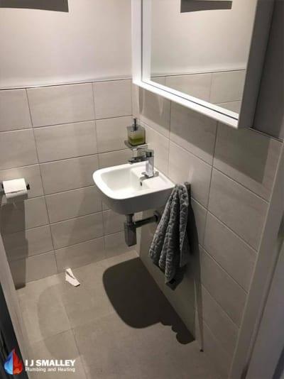 WC Sink Installation Bolton