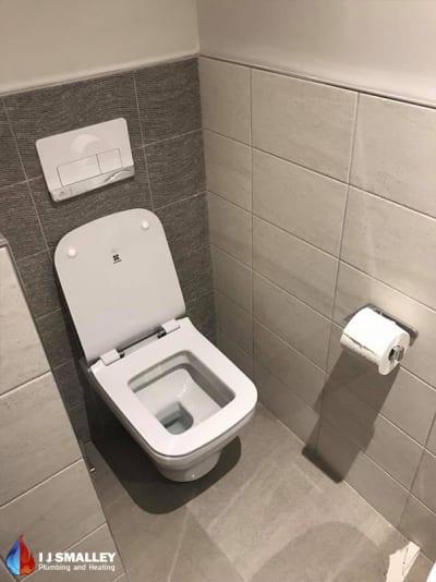 WC Toilet Installation Bolton